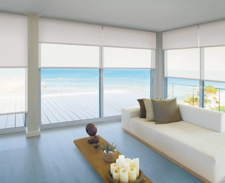 Roller Blinds Coffs Harbour Blinds and Awnings Luxaflex