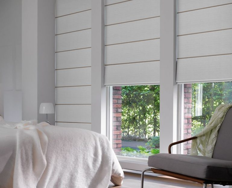 Roman Shades Coffs Harbour Blinds and Awnings (11)