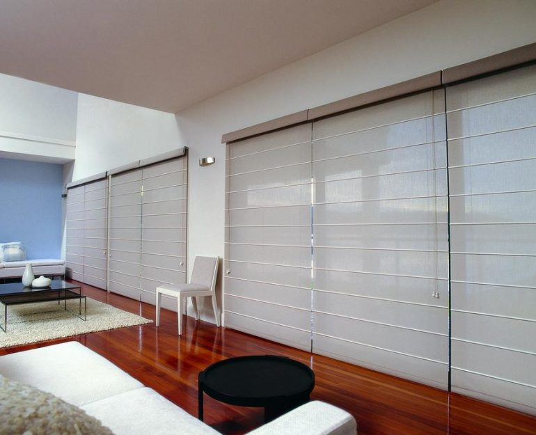 Roman Shades Coffs Harbour Blinds and Awnings (3)