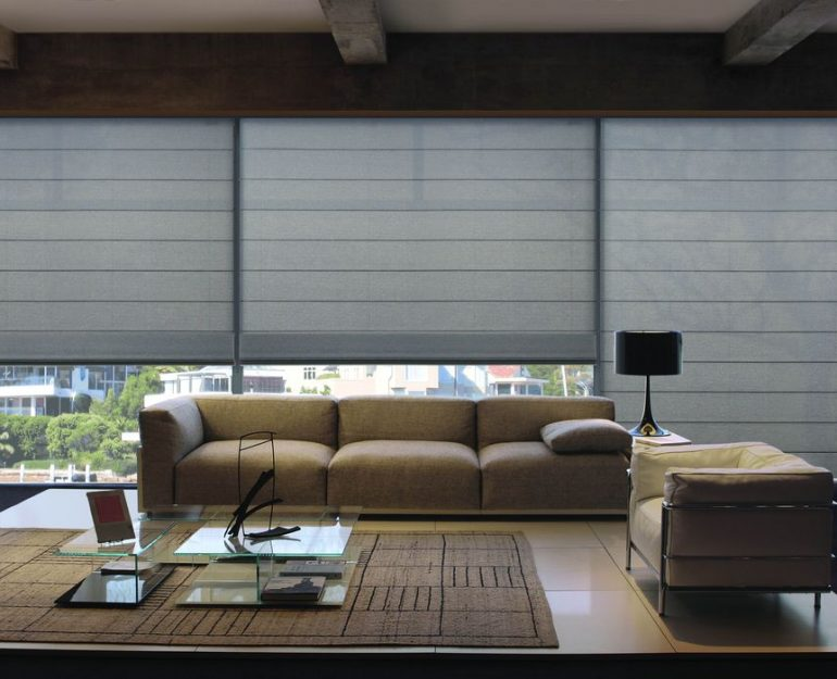 Roman Shades Coffs Harbour Blinds and Awnings (4)