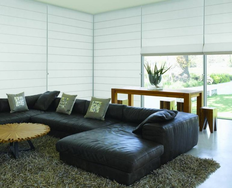 Roman Shades Coffs Harbour Blinds and Awnings (5)