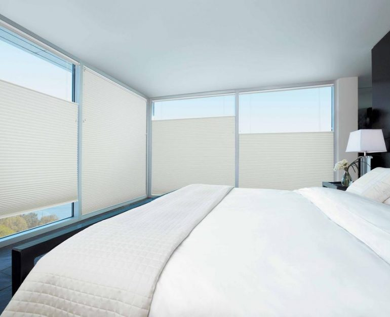 Luxaflex Duette Honeycomb Shades Coffs Harbour 011