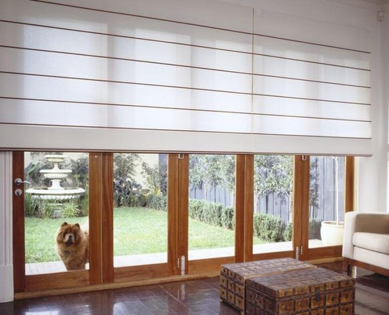 Roman Shades Coffs Harbour Blinds and Awnings (9)