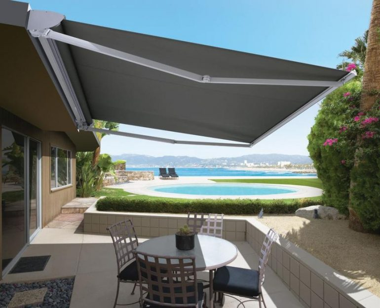 Folding Arm Awnings Coffs Harbour Blinds and Awnings (11)
