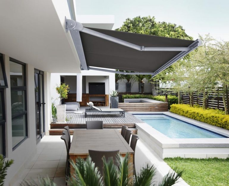 Folding Arm Awnings Coffs Harbour Blinds and Awnings (4)