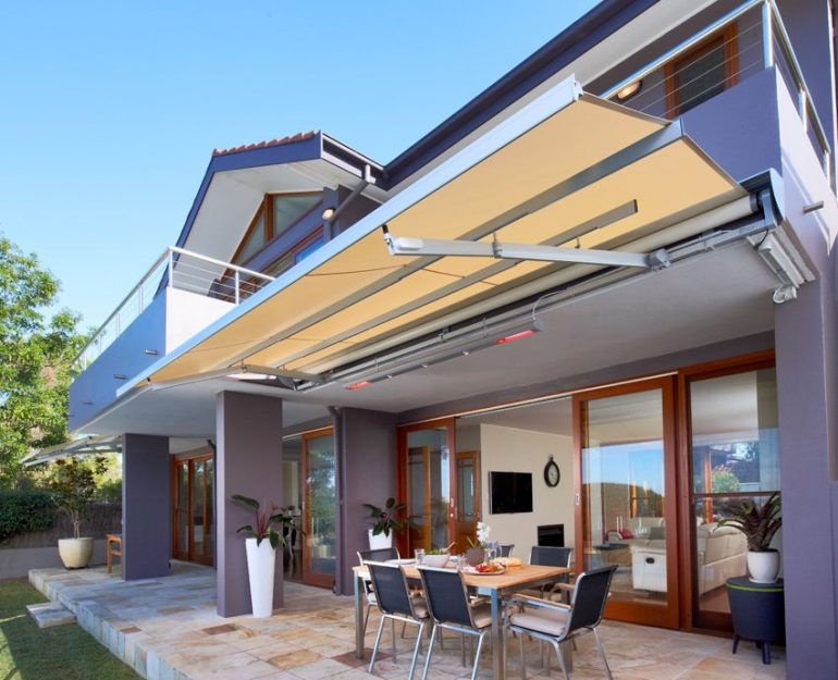 Folding Arm Awnings Coffs Harbour Blinds and Awnings (5)