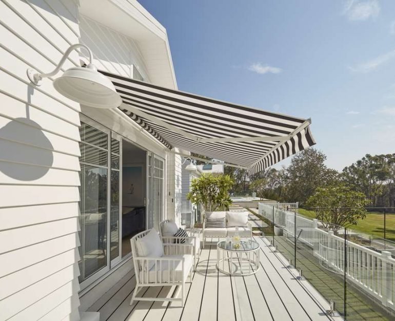 Folding Arm Awnings Coffs Harbour Blinds and Awnings (7)