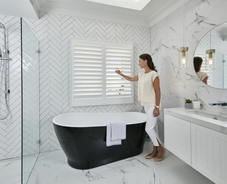 Best Blinds for the Bathroom Coffs Harbour Blinds and Awnings