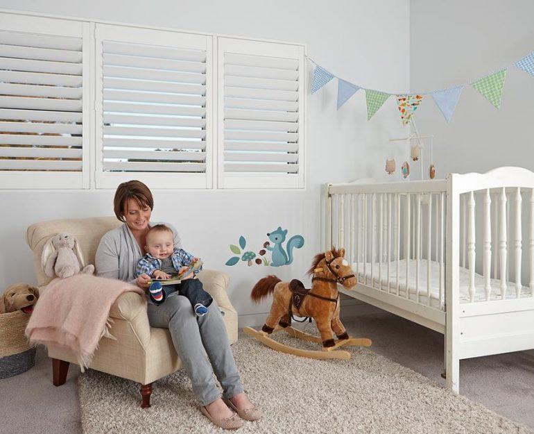 Luxaflex Polysatin Shutters Child Safe Blinds Coffs Harbour 001